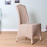 esszimmerstuhl seaside stuhl mit landhaus flair. Black Bedroom Furniture Sets. Home Design Ideas