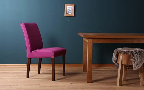 esszimmerst hle arnon design in trend stoffen. Black Bedroom Furniture Sets. Home Design Ideas