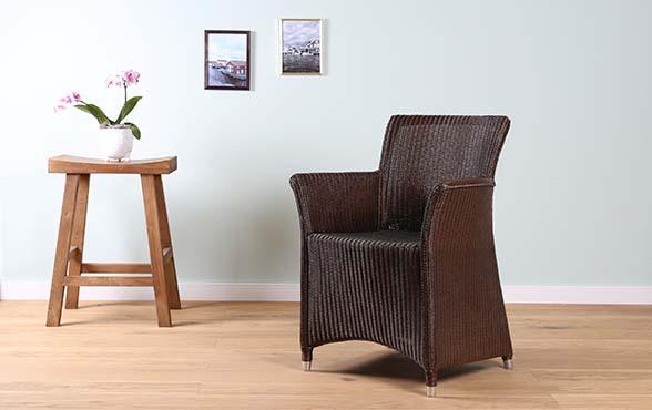 esszimmerstuhl sydney original llyod loom geflecht. Black Bedroom Furniture Sets. Home Design Ideas